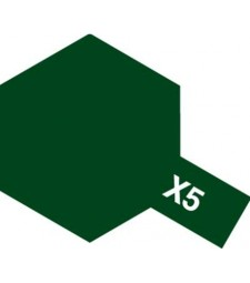 X-5 Green - Acrylic Paint (Gloss) 23 ml