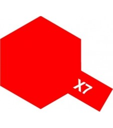 X-7 Red - Acrylic Paint (Gloss) 23 ml