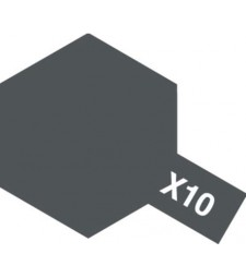 X-10 Gun Metal - Acrylic Paint (Gloss) 23 ml