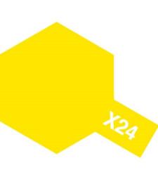 X-24 Clear Yellow - Acrylic Paint (Gloss) 23 ml