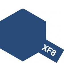 XF-8 Flat Blue - Acrylic Paint (Flat) 23 ml