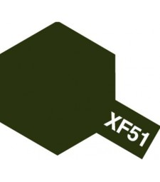 XF-51 Khaki Drab - Acrylic Paint (Flat) 23 ml