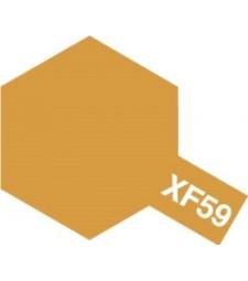 XF-59 Desert Yellow - Acrylic Paint (Flat) 23 ml