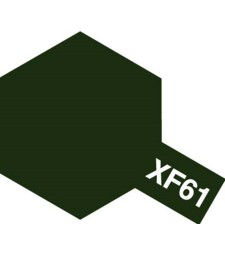 XF-61 Dark Green - Acrylic Paint (Flatt) 23 ml
