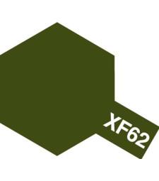 XF-62 Olive Drab - Acrylic Paint (Flatt) 23 ml