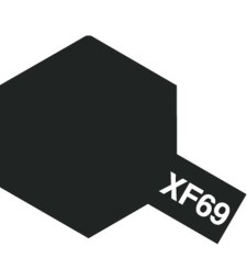 XF-69 NATO Black - Acrylic Paint (Flatt) 23 ml