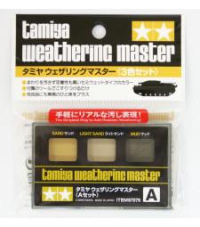 Weathering Master A Set - Sand Light Sand Mud