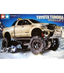 1:10 Toyota Tundra High-Lift Electric Radio Control Series Assembly kit