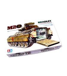 1:35 U.S. M2 Bradley IFV - 1 figure