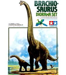 1:35 Brachiosaurus Diorama