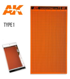 AK8056 EASY CUTTING TYPE 1 - Modelling tool