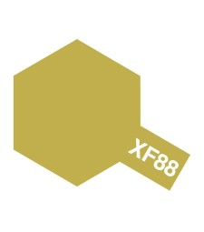 XF-88 Dark Yellow 2 - Acrylic Paint Mini (Flat) 10 ml
