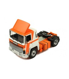 Scania LBT 141, white/orange with roof 1976