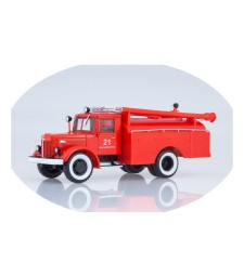 Fire engine AC-30(MAZ-205)