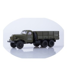 ZIS-151 flatbed truck /khaki/