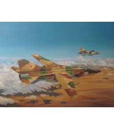 1:48 Russian Mig-23ML Flogger-G
