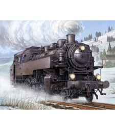 1:35 Dampflokomotive BR86