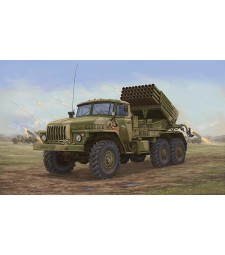 1:35 Russian BM-21 Hail MRL -Late