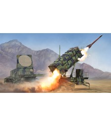 1:35 M901 Launching Station  & AN:MPQ-53 Radar set of MIM-104 Patriot SAM System (PAC-2)