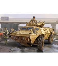 1:35  M1117 Guardian Armored Security Vehicle (ASV)