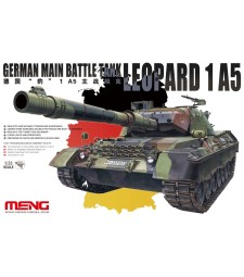 1:35 German Main Battle Tank Leopard 1 A5