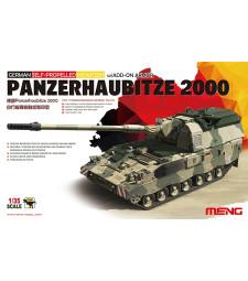 1:35 German Panzerhaubitze 2000 Self-Propelled