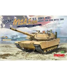 1:35 USMC M1A1 AIM/U.S. Army M1A1 Abrams Tusk