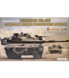 1:35 Israel Main Battle Tank Merkava Mk.4M