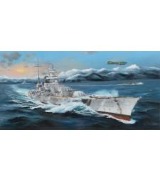 1:200 German Scharnhorst Battleship