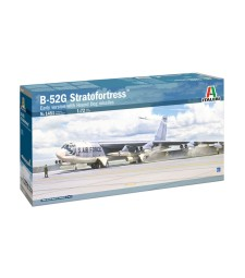1:72 B-52G Stratofortressearly with Hound Dog
