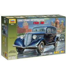 1:35 GAZ M1 Soviet Car