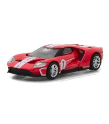 Ford GT 1967 #1 Ford GT40 Mk.IV Tribute Solid Pack - Ford GT Racing Heritage Series 1