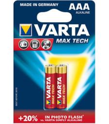 Alkaline battery pack MAXI TECH LR03 AAA оп. 2 броя