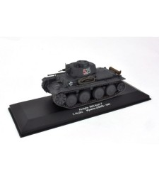 Pz.Kpfw. 38(t) Ausf. F - 7. Pz.Div. (WWII Collection by EAGLEMOSS)