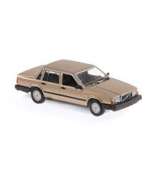 VOLVO 740 GL - 1986 - GOLD - MAXICHAMPS