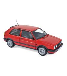 VW Golf GTI 1990 - Red