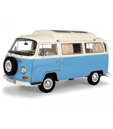 VW T2a, blue/white