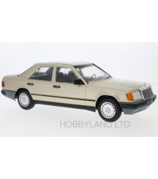 Mercedes 260 E (W124) 1984  metallic-light-brown