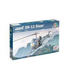 1:48 Bell OH-13 Sioux