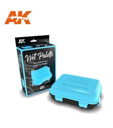 AK8064 Wet palette (16 x 13 x 4 cm)