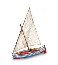 1:20 Cadaques - Wooden Model Ship Kit