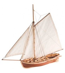 1:25 H.M.S.Bounty's Jolly Boat - Wooden Model Ship Kit