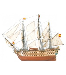 1:84 Navio Santa Ana - Wooden Model Ship Kit