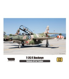 1:72 T-2C/E Buckeye 'Hellenic AF'