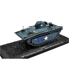 "LVT(A)-I ALLIGATOR Landing Vehicle Tracked ""Crazy Legs, Saipan, 1944, Atlas Editions"