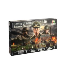 1:72 WWII : 1940 BATTLE OF ARRAS - ROMMEL'S OFFENSIVE