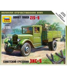 1:100 ZIS-5 Soviet truck