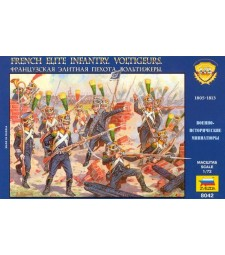 1:72 French Voltigeurs (re-release) - 40 figures