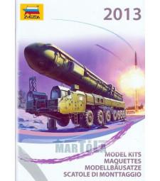 ZVEZDA Catalogue 2013