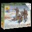 1:72 Soviet Infantry (Winter Uniform) - 5 figures